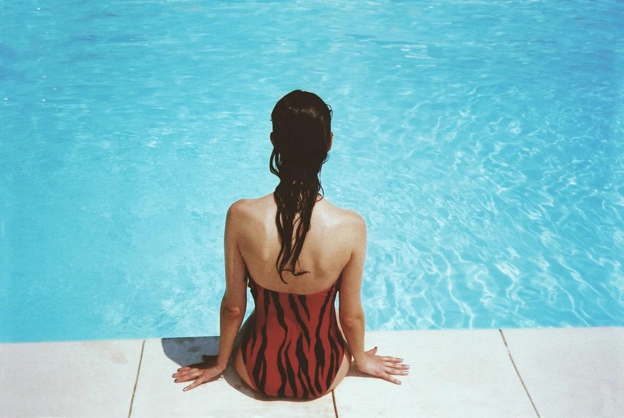 Žena u vody